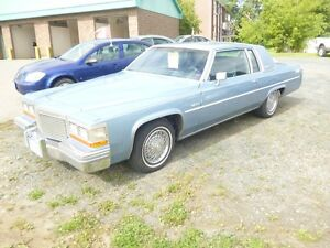 1981 Cadillac DeVille COUPE Coupe (2 door)