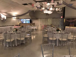 Hall Rental in Oakville for Weddings, Stags, Birthdays, Showers