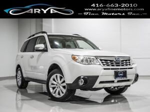 2012 Subaru Forester 2.5X Limited Winter Tires Navigation LOW Ki