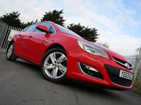 2013 Vauxhall Astra 2.0 CDTi 165 SRI TURBO DIESEL 52,000 £30 TAX 5 door Hatc...