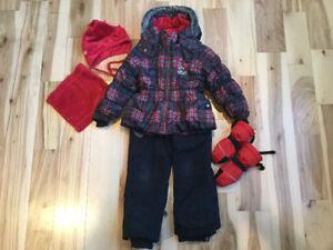 Baisse de prix- Habit de neige Souris Mini 4 ans