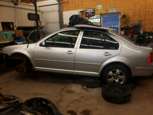 Jetta part out