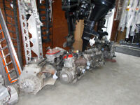 Snowmobile Engines