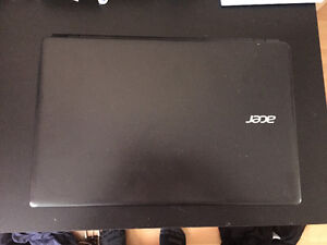 Acer laptop barely used