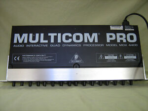 Behringer Multicom Pro MDX 4400