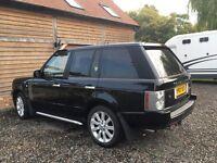 Range Rover 4.2 sc v8 Lpg