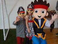 Fête de Pirate - Thématiques Jack le Pirate - Fête D'enfants
