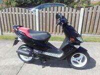 Peugeot speedfight2 100cc moped