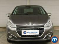 2019 Peugeot 208 1.2 PureTech 82 Tech Edition 5dr [Start Stop] Hatchback Petrol