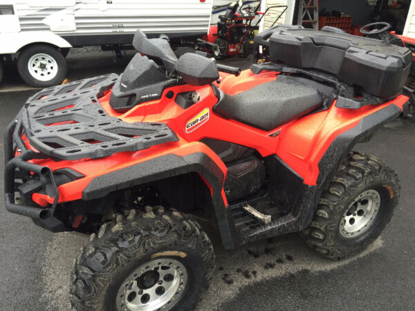 Used 2014 Can-Am Outlander XT