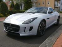 Jaguar F-TYPE 3.0 V6 340ps Quickshift