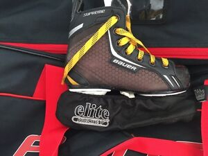 Bauer Supreme one.4 youth 13d skates