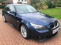 2009 BMW 520 2.0TD diesel M Sport Business Editionfull service history and mot