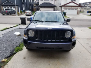 Single handed Jeep Patriot 2010 fo rsale