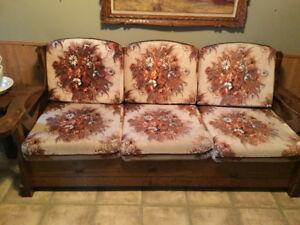 Sofa en bois