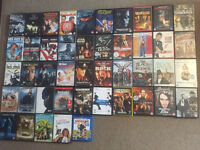 45 DVD's - Selling as job lot only