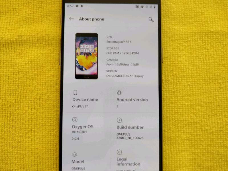 OnePlus 3T 128GB any network | in West Derby, Merseyside | Gumtree