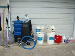 Business Commercial Carpet Cleaning Machine for sale