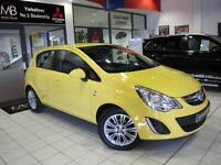 2013 VAUXHALL CORSA 1.4 SE 5dr LEATHER ALLOYS HEATED SEATS