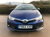 2016 65 TOYOTA AURIS 1.6 D-4D BUSINESS EDITION 5D 110 BHP DIESEL