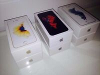 APPLE IPHONE 6S PLUS 16GB ( UNLOCKED ) MINT CONDITION COMES WITH WARRANTY & SHOP RECEIPT