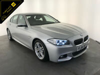 2014 64 BMW 520D M SPORT 4 DOOR SALOON 188 BHP 1 OWNER SERVICE HISTORY FINANCE