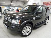 Land Rover Discovery 4 SDV6 COMMERCIAL + 4 SVS + JULY 19 MOT + REAR SEATS CONV