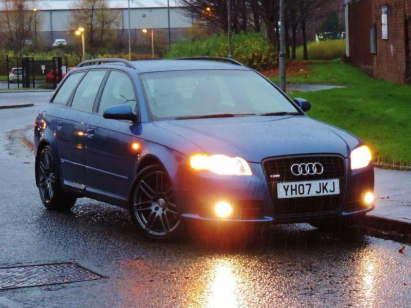 2007 audi a4 avant 2 0 tdi s line special edition 5dr in. Black Bedroom Furniture Sets. Home Design Ideas