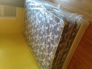 NEVER USED !!! BED STILL SEALED in plastic bag $195.00 NEWWW!!!! Kitchener / Waterloo Kitchener Area image 1