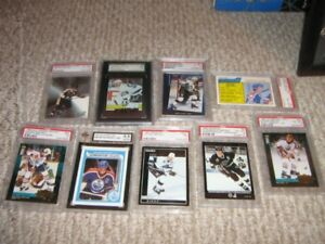 Graded Sports Cards And Ungraded Cards