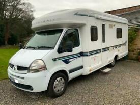 Autotrail Miami 740 S 4 Berth End Wash Room Twin Single Beds Motorhome For Sale