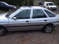 Silver Ford Escort - Spares & Repairs