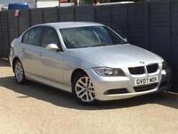 2007 07 BMW 3 SERIES 2.0 320I SE 4D
