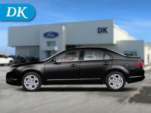 2012 Ford Fusion SEL w/Moon N Tunes Package!