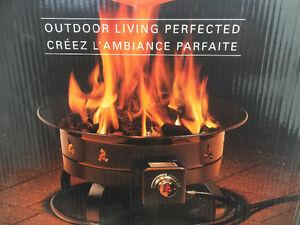 New Outdoor Firebowl