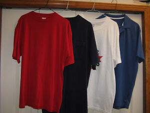 T-shirts  $10 for all 4
