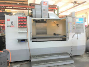 HAAS VF-8/40, 2008, PROBING SYSTEM