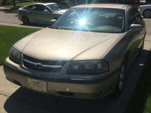 2003 Chevy Impala LS Mint Condition