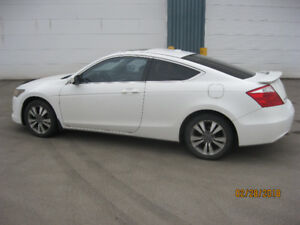 2008 Honda Accord EXL Coupe ""