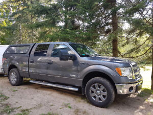 2013 Ford F150 SuperCrew XLT-XTR