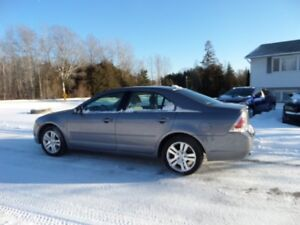 2007 FORD FUSION SEL - V6 AWD ONLY 137,000 KM -$5995.CERT.