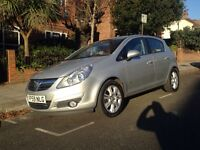 VAUXHAL CORSA SXI 5 door DOSIGN . FULL YEAR MOT , FULL SERVIS HISTORY