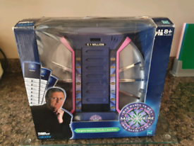 Who wants to be a millionaire - electronic board game