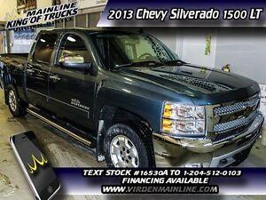 2013 Chevrolet Silverado 1500 LT  - SiriusXM - $241.46 B/W