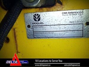 2009 New Holland 74C Flex Header