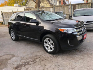 *CERTIFIED*2013FORD EDGE AWD