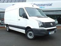 2012 Volkswagen Crafter 2.0TDi BlueMotion Tech CR35 MWB