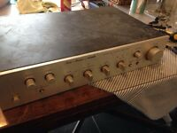 Fisher CC-3000 preamplifier