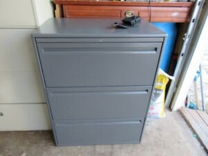 { Lateral 3 drawer filing cabinet's ONLY $45 each }