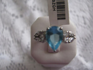 Brand New 925 Sterling Silver Ring  Size 8